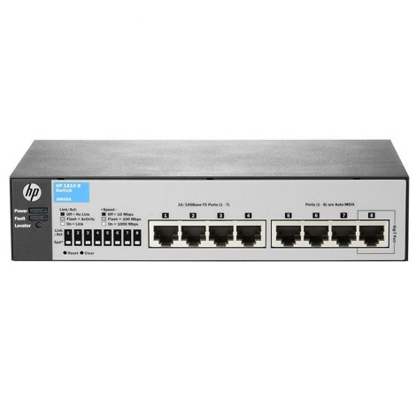 HPE OfficeConnect 1810-8 J9800A
