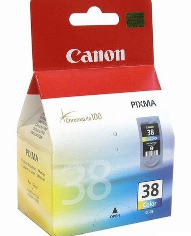 CANON CL-38 Color ink cartridge EMB (2146B005AA)