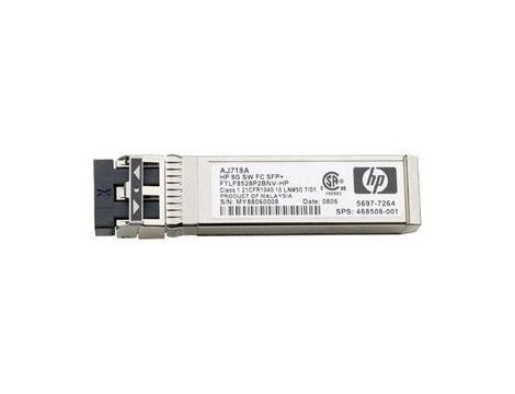 HP 8Gb Short Wave Fibre