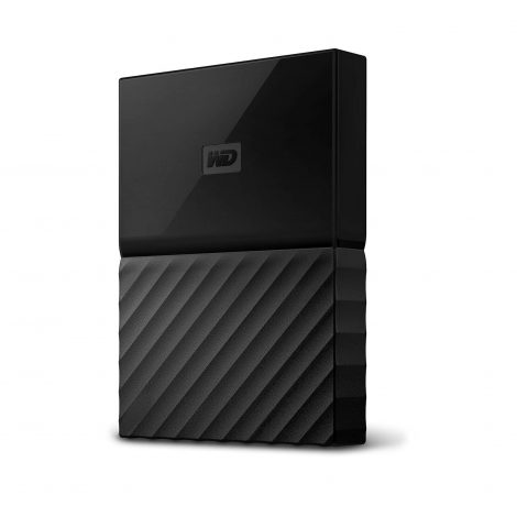 Disque Dur Externe WD My Passport 2To Noir