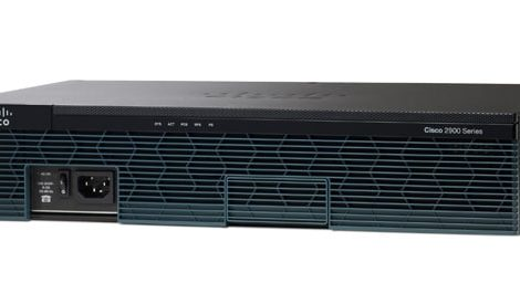 Cisco 2911 UC Sec. Bundle,PVDM