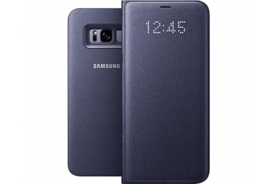SAMSUNG LED VIEW COVER POUR S8 PLUS VIOLET