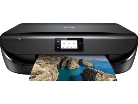 Imprimante HP DeskJet Ink Advantage 5075 Couleur MFP 3en1 A4 (M2U86C)