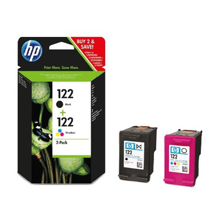 Cartouche HP CR340HE 122 ink combo pack