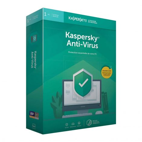 Kaspersky Internet Security 2019 1 Poste / 1 An Mu