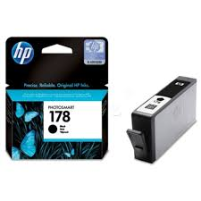 HP 178 Black Ink Cartridge